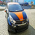 Car Wrap Bayer Hoyerswerda